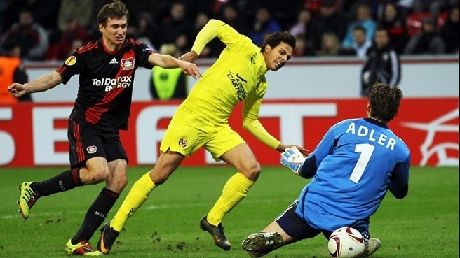 Leverkusen - Villarreal reaction