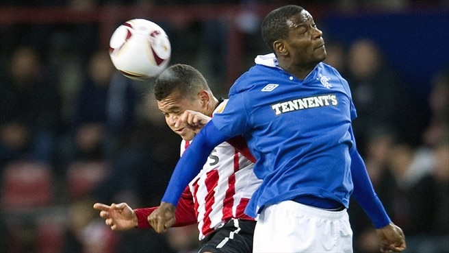 PSV's Berg frustrated but unperturbed