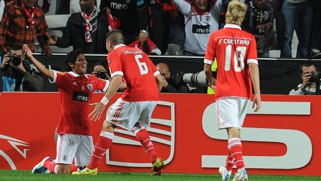 Saviola sure Benfica can finish off PSG