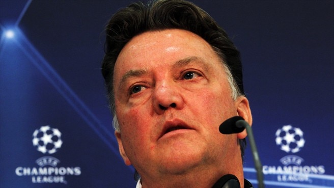 Van Gaal warns Bayern as Leonardo exudes belief