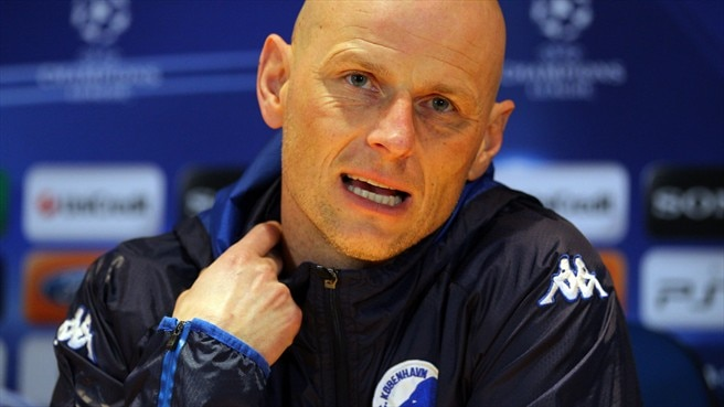 Solbakken to leave FCK for Köln