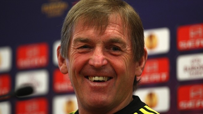 Dalglish upbeat as Liverpool trail Braga
