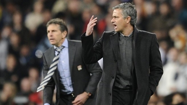 'Perfect' Madrid please Mourinho