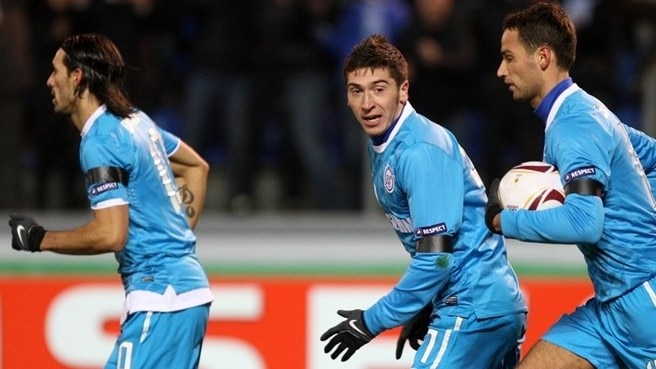 Resilient Twente hold off Zenit comeback