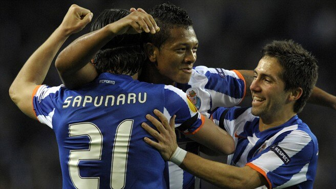 Early goals key for Porto against CSKA, says Fucile