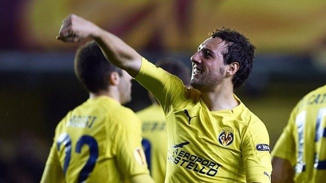 Cazorla keeps Villarreal's home fires burning