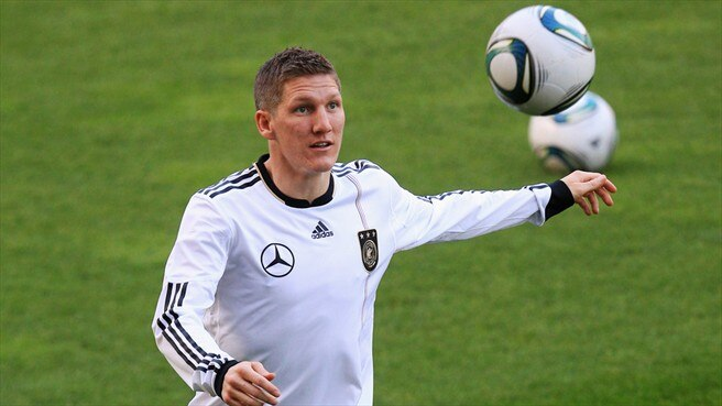 Germany give Schweinsteiger time off