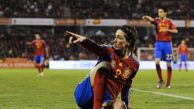 Spain poised to make it six in a row