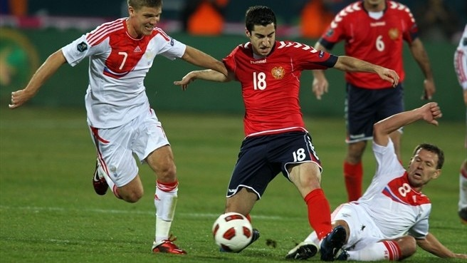 Armenia success is no surprise to Mkhitaryan