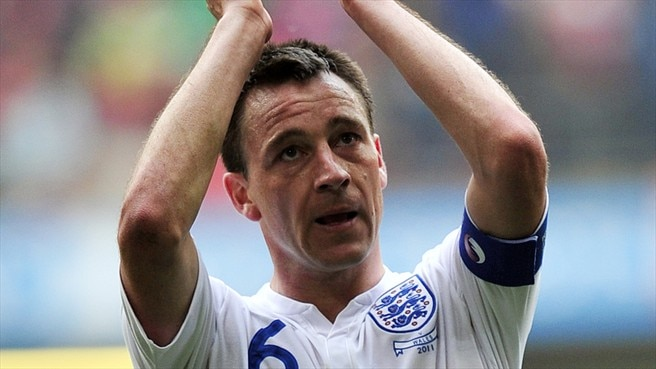 Terry retires from England duty