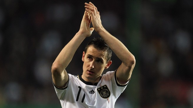 Klose leaves Bayern for Lazio