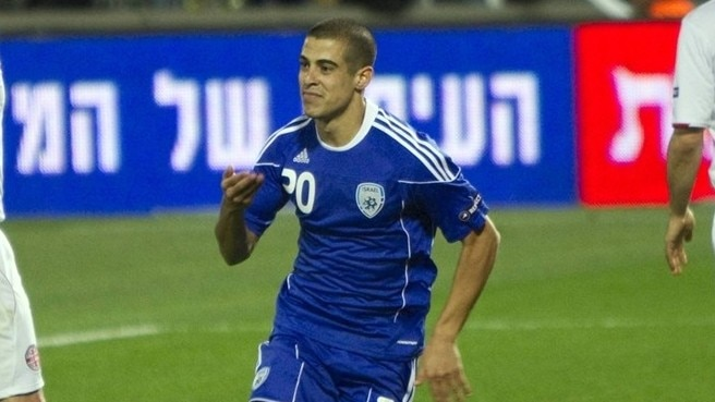 Ben Haim the difference as Israel down Georgia