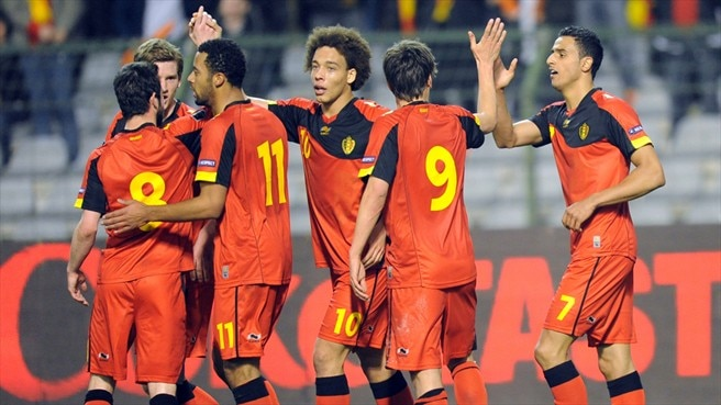 Belgium out to extend lead over Turkey