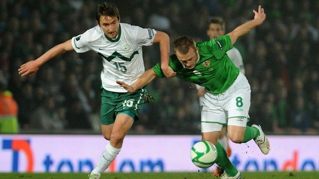 Northern Ireland stand firm against Slovenia