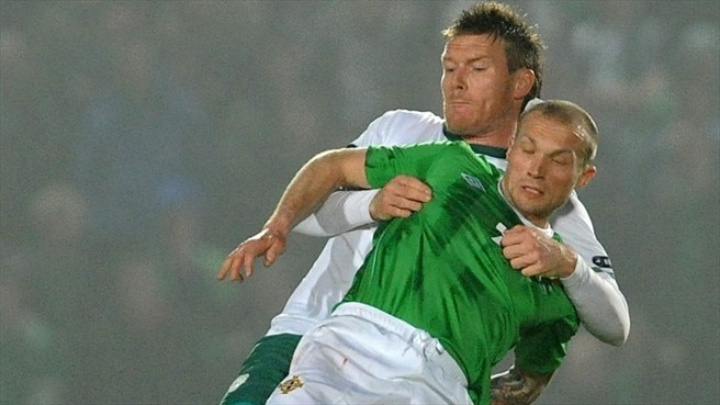 Warren Feeney (Northern Ireland)