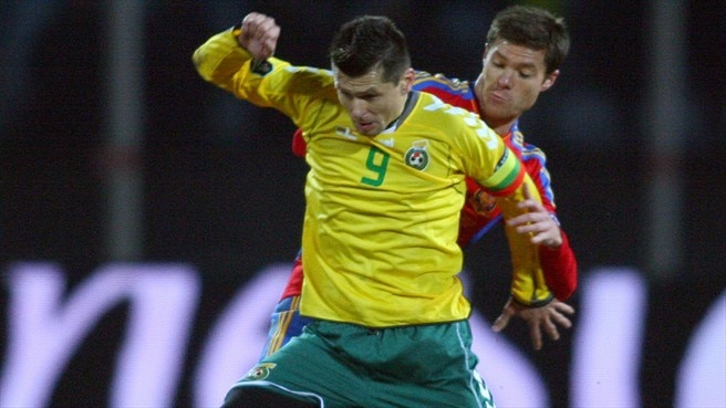 Victory a must for Lithuania in Liechtenstein