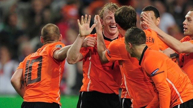 Netherlands start countdown against San Marino