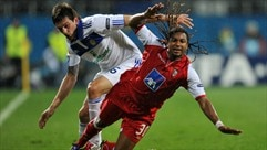 Dynamo Kyiv - Braga reaction