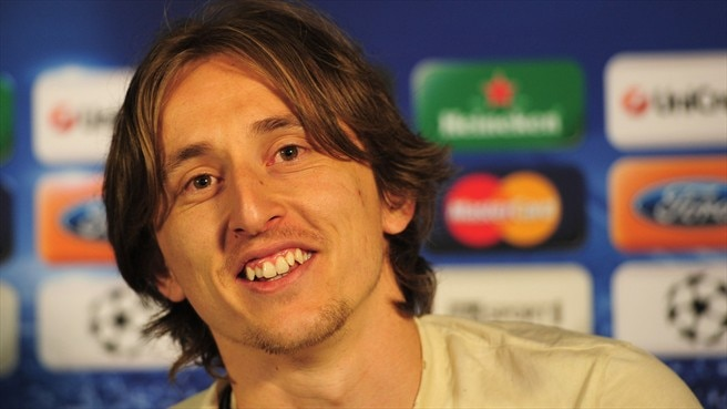 Modrić's rallying call for Tottenham gladiators