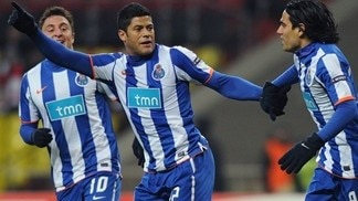 Irrepressible Porto leave Spartak in a spin