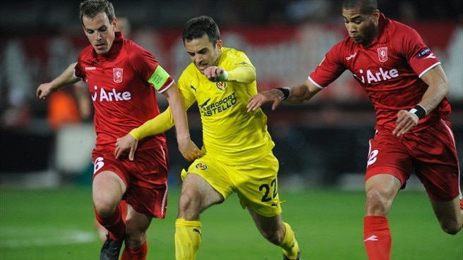 Villarreal beat Twente to saunter into semis