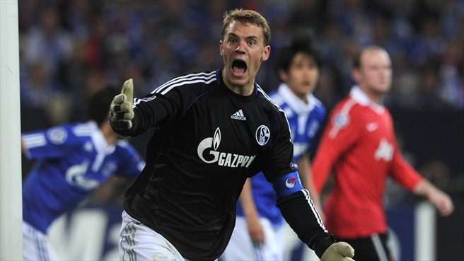Neuer disappointed at awestruck Schalke