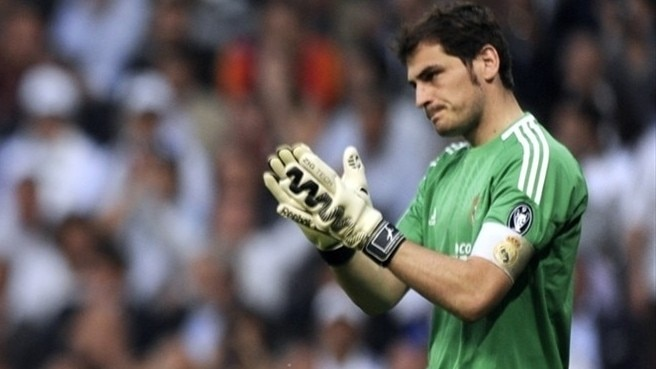 Casillas puts Madrid on the comeback trail