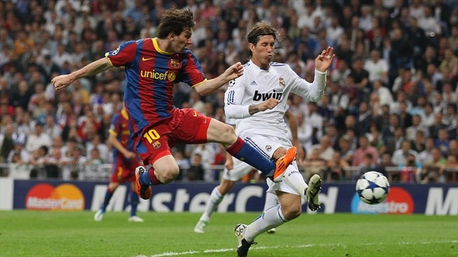 Match facts: Barcelona v Real Madrid