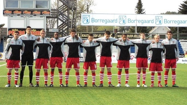 Wales Under 19s : photo linked from uefa.com