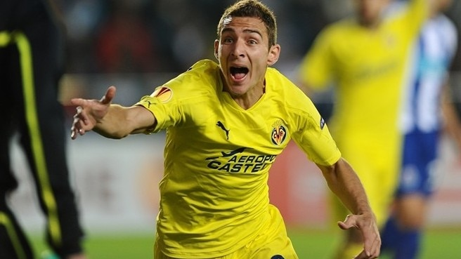 Dynamo swoop to sign Ruben from Villarreal