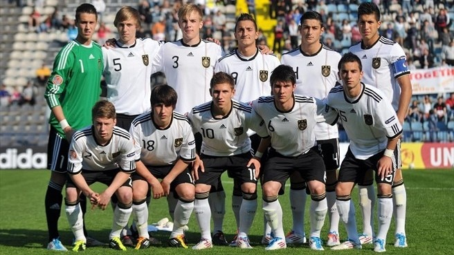 Germany lineup