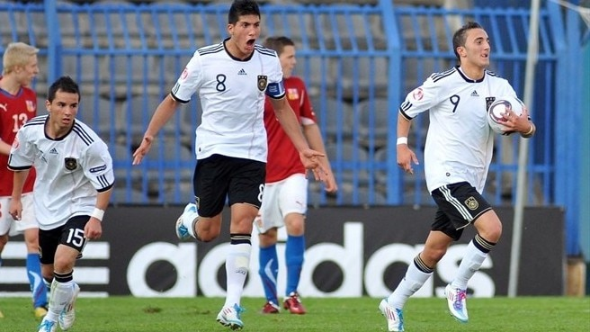 Emre Can & Samed Yesil (Germany)