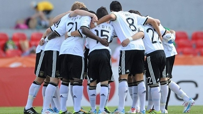 Captain Can runs rule over finalists Germany