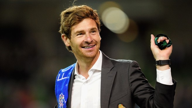 Treble-winner Villas-Boas takes charge at Chelsea