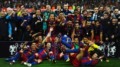 2010/11: Barcelona back on top of Europe's elite