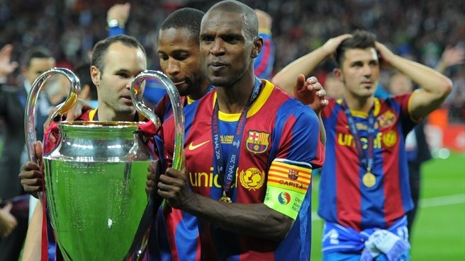 Abidal signals end to Barcelona stay