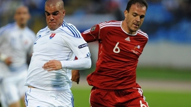 Slovakia edge Andorra to maintain Group B pace