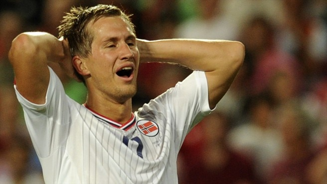 Morten Gamst Pedersen (Norway)