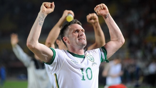 Keane proud to have passed goals landmark
