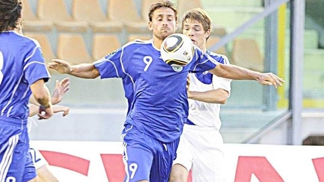 San Marino out to end drought in Moldova