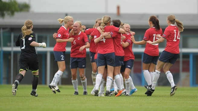 Norway, Israel, Slovakia to host Women's U19s