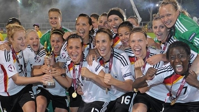 Petzelberger left light-headed by Germany triumph