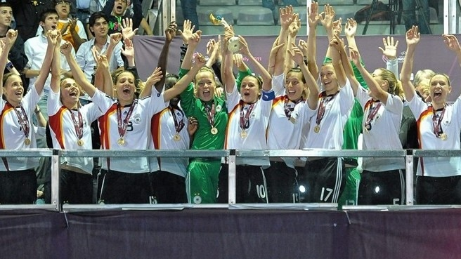 Germany among second qualifying round seeds