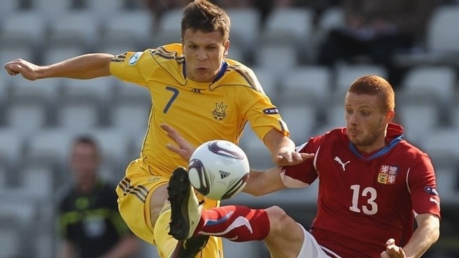 Konoplyanka keeping chin up for Ukraine