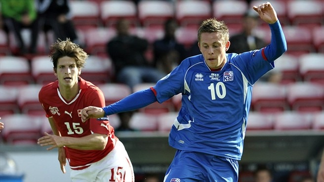 Iceland break through amid Tirana torrent