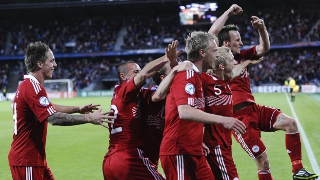 Denmark look to book semi spot against Iceland