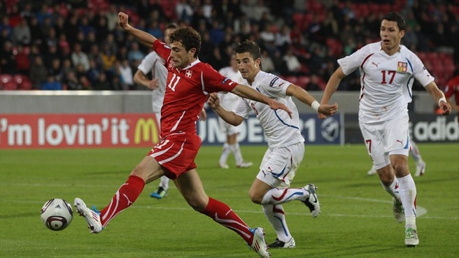 Admir Mehmedi (Switzerland)
