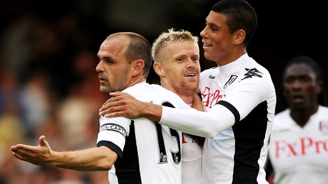 Fulham win as 2011/12 campaign gets under way