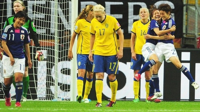 Sweden dejection