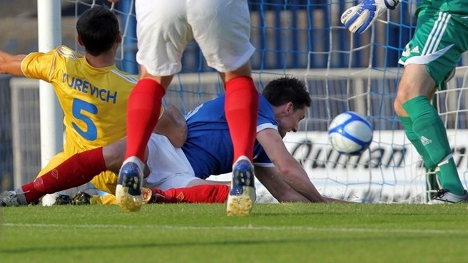 BATE frustrated by Linfield debutant Fordyce